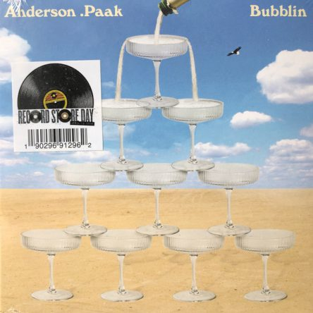 Anderson .Paak – Bubblin (7″, Single, Ltd, Cre)